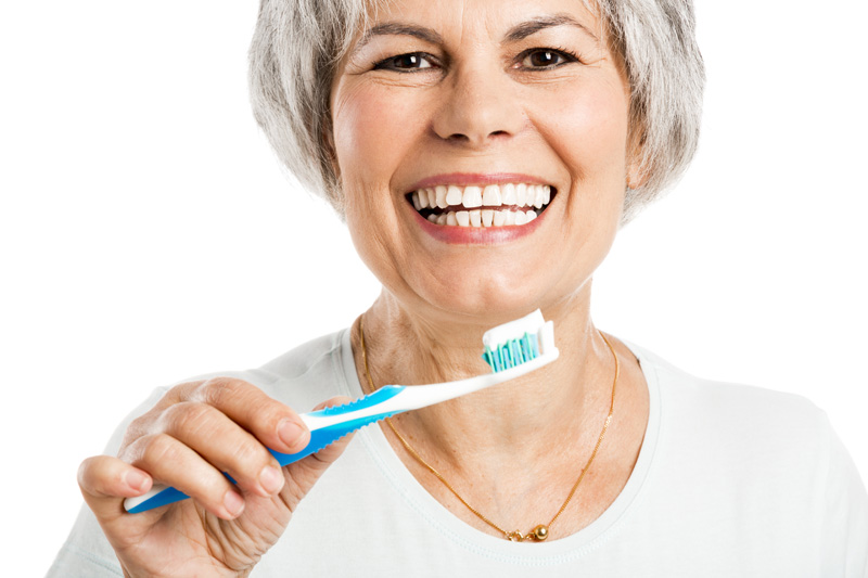 oral care after 55