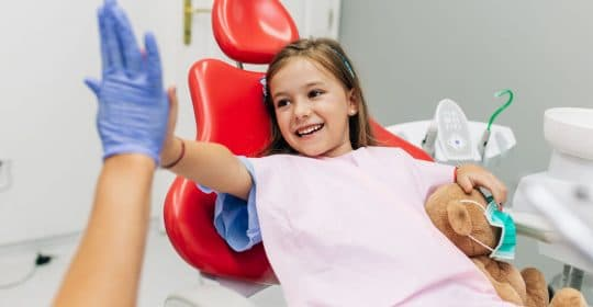 What Will You Do to Observe National Children's Dental Health Month in February
