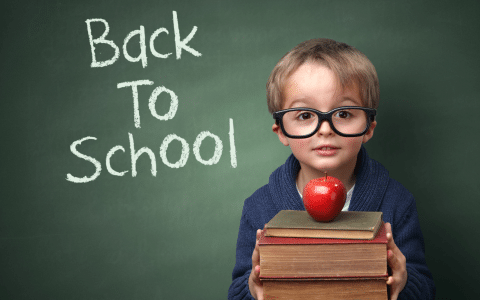 Time to Schedule Back to School Dental Check-Ups