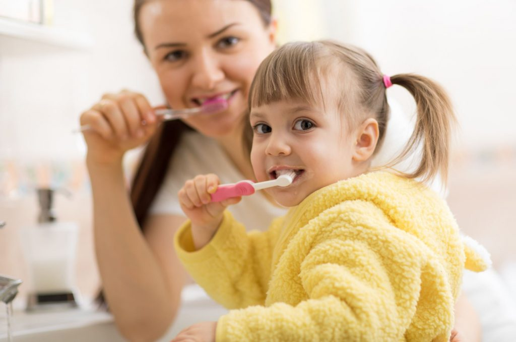 dental habits for children