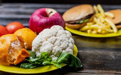 Fast Food is Not Good For Your Oral Health